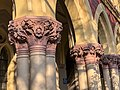 Calcutta High Court - Sculptured on the pillar 11.jpg