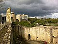 Calvados Falaise Chateau Guillaume Le Conquerant Basse-Cour Vue Remparts Nord 23042016 - panoramio.jpg