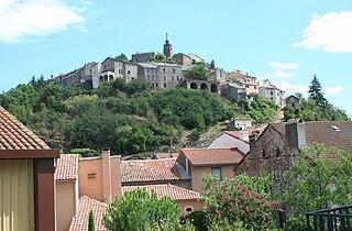 Camarès Commune in Occitanie, France