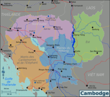 Cambodia Regions Map (fr).png