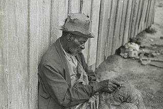 old negro