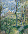 Camille Pissarro - The Path to Les Pouilleux, Pontoise - Google Art Project.jpg