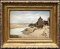 Camille corot, casa di pescatori a trouville (normandia), 1830-40 ca.jpg