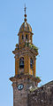 Campanario da igrexa de Santa Comba de Rianxo. Galiza.jpg