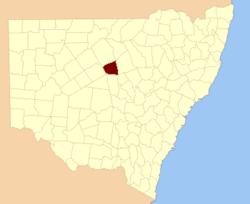Canbelego NSW