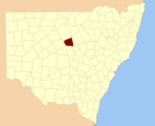 Napier Parish, New South Wales