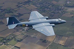 Project E - English Electric Canberra