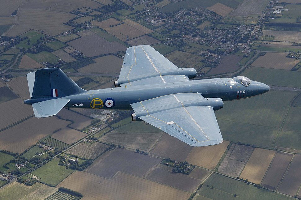 Canberra T.4 MOD 45144929