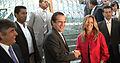 Canciller Patiño recibe a Ministra de Asuntos Exteriores y de Cooperación del Reino de España, Trinidad Jiménez (5164525129).jpg