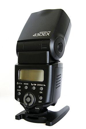 Canon EOS flash system - Canon Speedlite 430EX