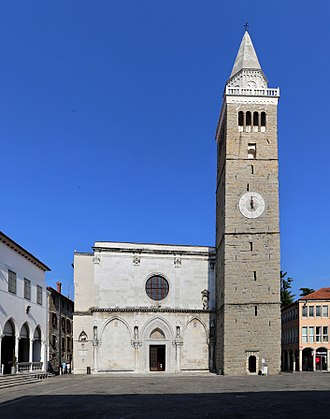 Koper - Cathedral of the Assumption