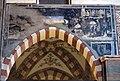 Cappella pellegrini, san giorgio e il drago di pisanello, 1433-38, 01.JPG