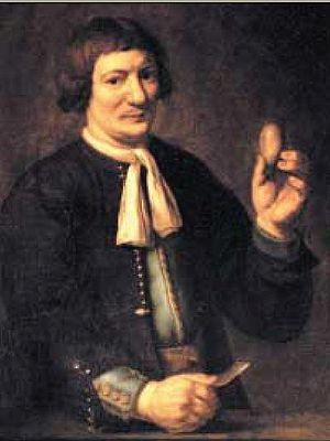 Jan de Doot - Portrait of Jan de Doot by Carel van Savoyen