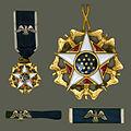 Carl Sandburg's Presidential Medal of Freedom.jpg