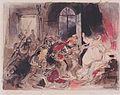 Carl Schindler - Die Ermordung Wallensteins - ca1840.jpeg