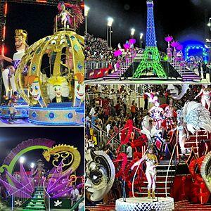 Carnaval wikipedia la enciclopedia libre - Articulos carnaval ...