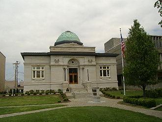 Warder Park - Carnegie Library