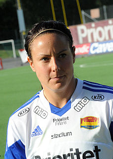 Carola Söberg association football player