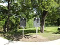 Carswell and FWAAF historical markers (35616358644).jpg