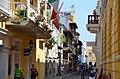 Cartagena, Colombia Street Scene (24315338256).jpg