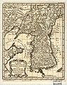 Carte de la province de Quantong ou Lyau-tong et du Royaume de Kau-li ou Corée LOC 2004629234.jpg