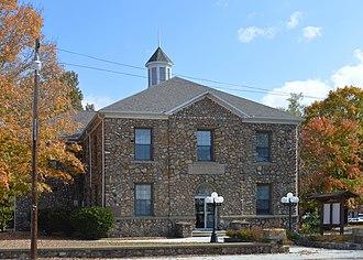 Carter County, Missouri - Image: Carter County Missouri Courthouse 20151021 013