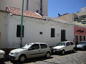 Casa de Esteban de Luca - Image: Casa Esteban de Luca