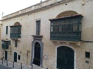 Casa Rocca Piccola - Image: Casa Rocca Piccola
