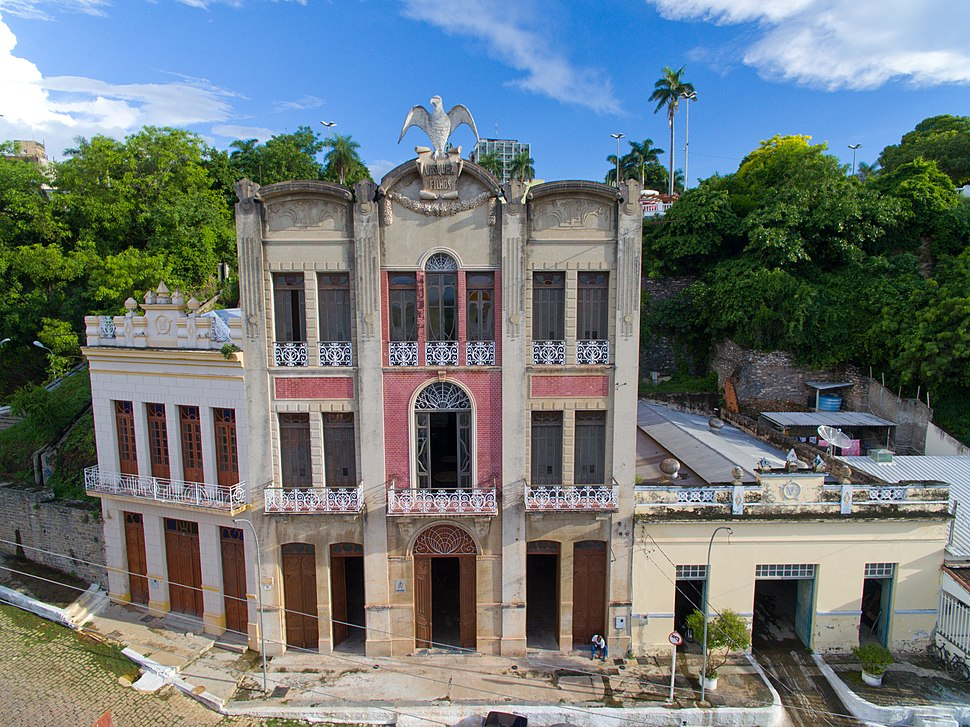 Casa Vasquez & Filhos, Porto Geral, Corumbá MS
