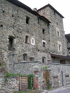 Roisan Comune in Aosta Valley, Italy
