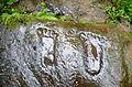 Cascadas del valle misterioso Huellas.JPG