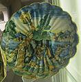 Casteldurante, bottega di andrea da negroponte, mosè riceve le tavole della legge, 1550-65 ca..JPG