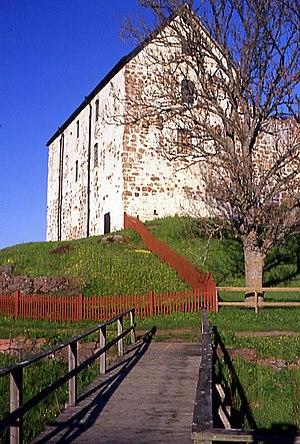 Sund, Åland - Image: Castleholm