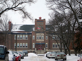 Education in Saskatchewan - Caswell Public Elementary School