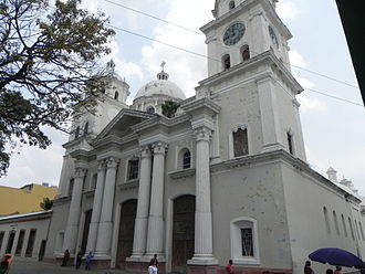 Roman Catholic Archdiocese of Valencia in Venezuela - Cathedral Basilica of Our Lady of Help