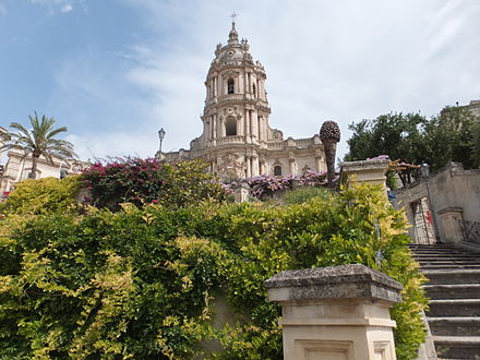 Cathedral of San Giorgio in Modica Cathedral of San Giorgio in Modica.JPG