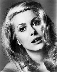 Catherine Deneuve nel 1969