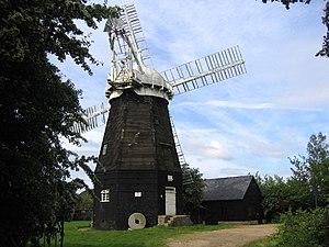 Willingham, Cambridgeshire - Image: Cattell's Mill, Willingham