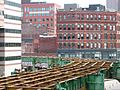 Causeway Street Elevated under deconstruction, September 2004.jpg