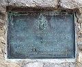 Cecil Hanbury memorial plaque, La Mortola.jpg