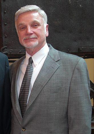 Cecil Roberts (labor unionist) - Roberts in 2009