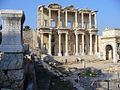 Celsus library in Ephesus .jpg