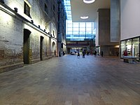 Central St Martins Art School through to Stable Street 0799.jpg