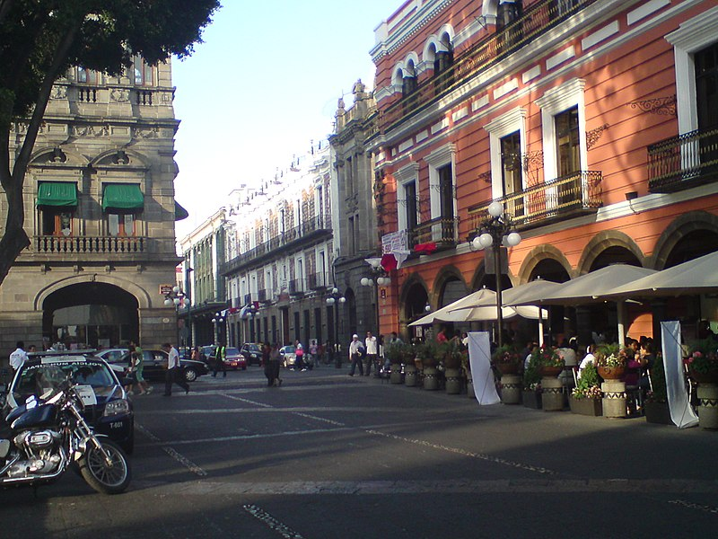 Pontos turísticos de Puebla