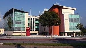 São João da Madeira - The Centro Empresarial e Tecnológico business incubator for technological innovation in the region
