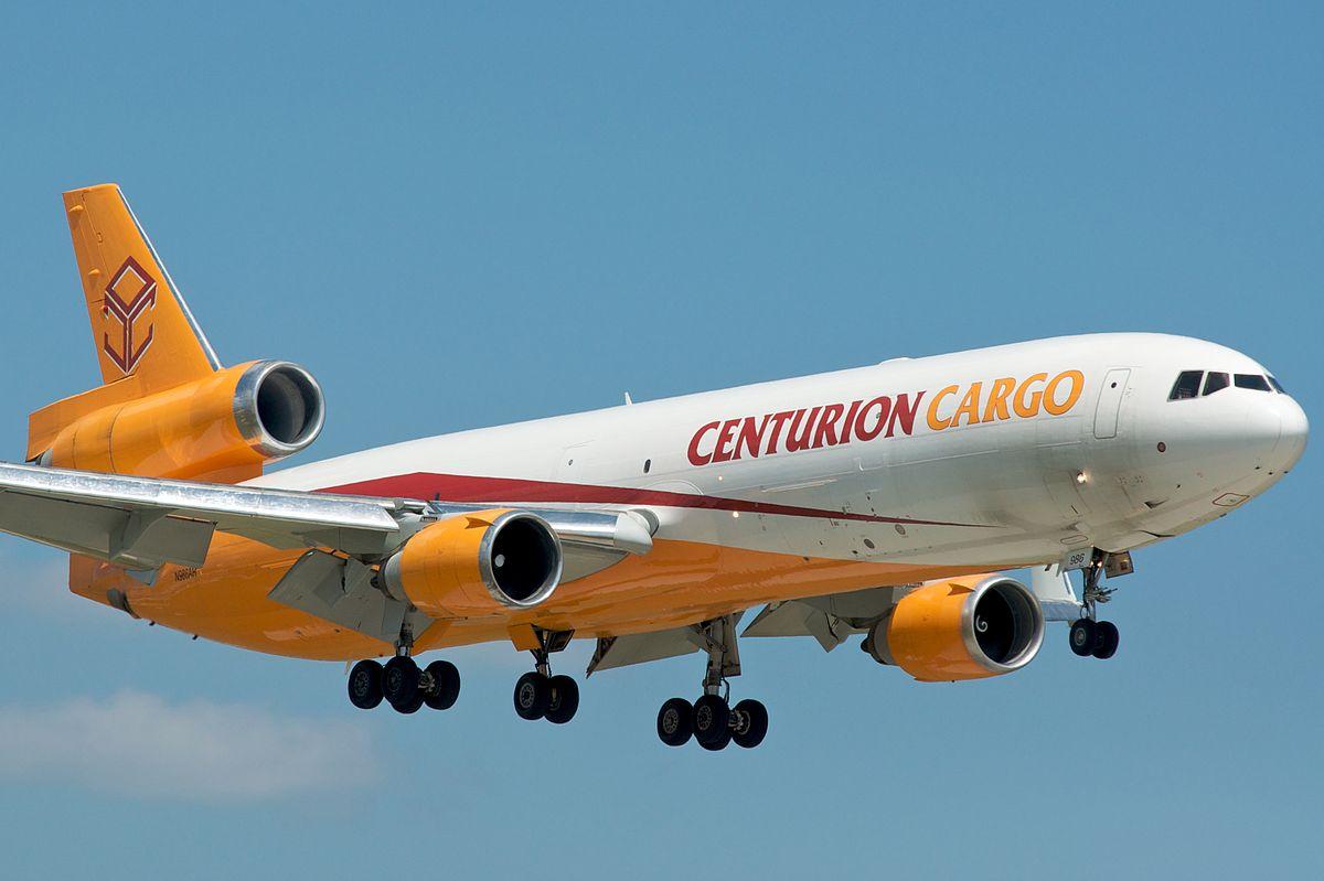 Centurion Air Cargo - ...