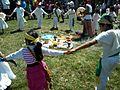 Ceremonia azteca de bienvenida a la primavera en Ayahualulco, Veracruz, México. 10.jpg