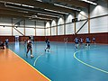 Championnat de France féminin de handball U18 - ENTENTE PAYS DE L'AIN vs LA MOTTE-SERVOLEX (2017-11-12) - 10.JPG