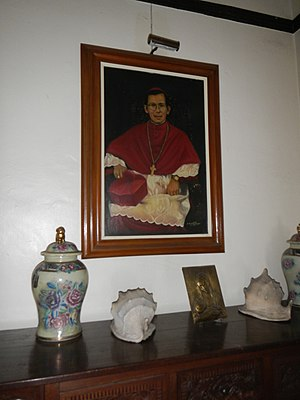 Paciano Aniceto - Archbishop Chancery, San Fernando, Pampanga