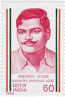 Chandra Shekhar Azad - Wikipedia